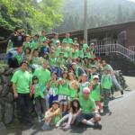 キャンプ2016